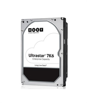 ULTRASTAR SERVER HDD 6TB 256MB SATA 512E