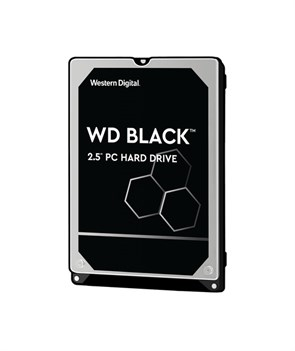 Western Digital 2.5 Black WD10SPSX 7200 RPM SATA 3.0 Hard Disk