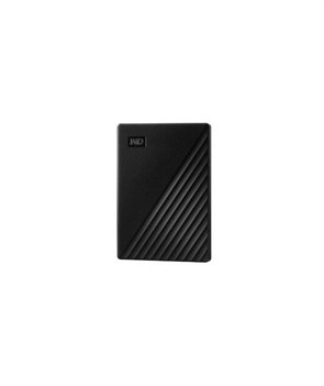 Western Digital My Passport 4 TB WDBPKJ0040BBK Siyah 2.5
