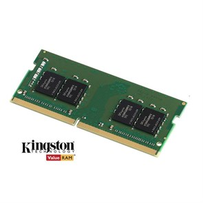 KINGSTON  8GB DDR4 2666MHz CL19 Notebook Rami 1RX16 KVR26S19S6-8